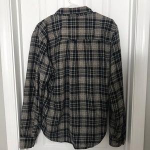 Woolrich Shirts - Woolrich Casual Button Down Flannel Shirt Green